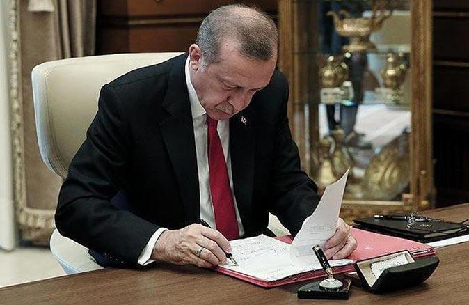 Cumhurbaşkanı Erdoğan imzaladı! MEB'de kritik atamalar