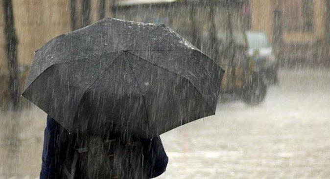 Meteoroloji bu bölgelerde yaşayanları uyardı: Kuvvetli yağış geliyor
