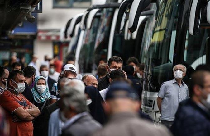 Antalya'da PCR testi yaptırmayan vatandaşlar birçok yere giremeyecek!