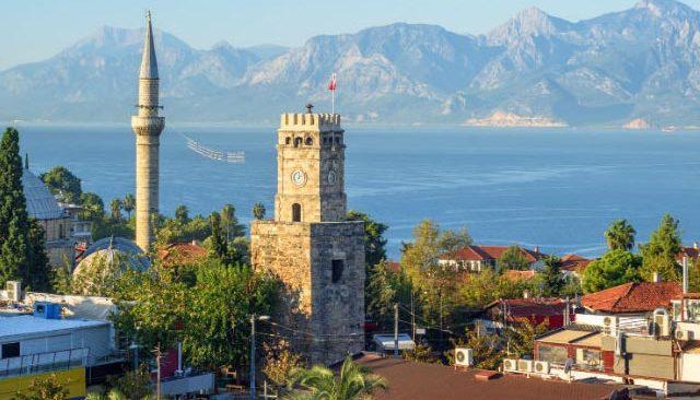 1 Eylül Çarşamba Antalya'da hava durumu...
