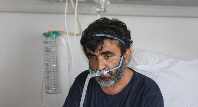52 yaşındaki Alparslan Arslan'dan aşı isyanı: Kendimi dövmek istiyorum