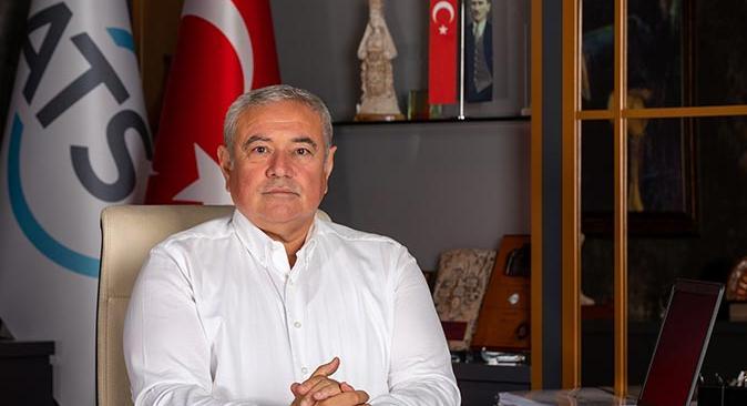 ATSO Başkanı Davut Çetin: Antalya için hedefimiz iklim değişikliğine dirençli ekonomi