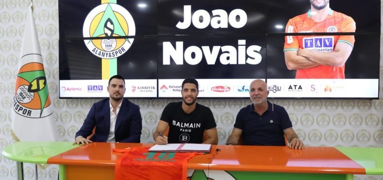 Joao Novais, Aytemiz Alanyaspor'da
