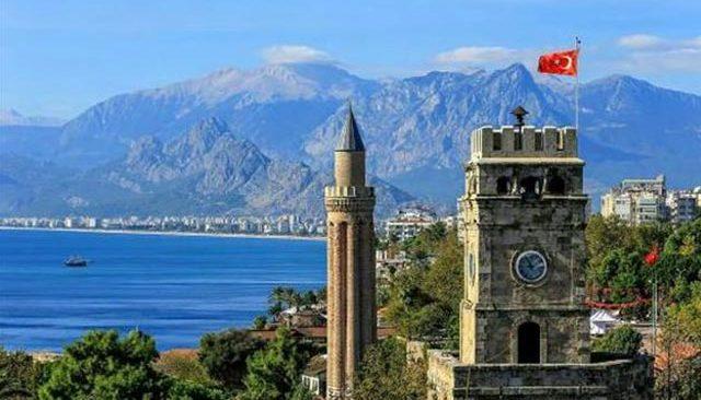 26 Ağustos Perşembe Antalya'da hava durumu...