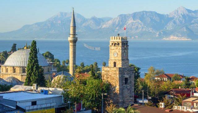 27 Ağustos Cuma Antalya'da hava durumu...