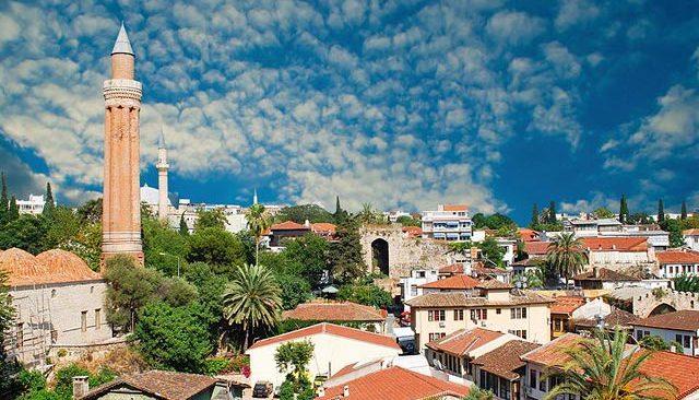 17 Ağustos Salı Antalya'da hava durumu...