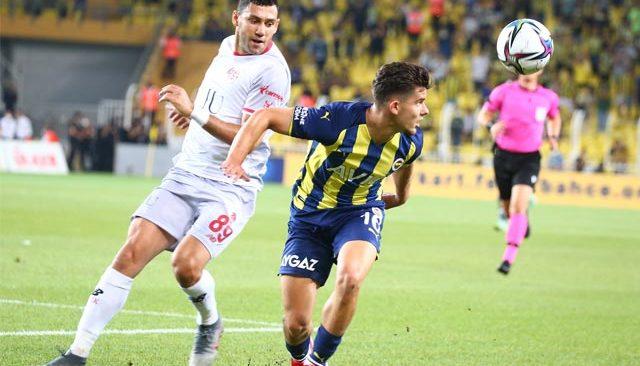 Fenerbahçe, 90'dan sonra açıldı!