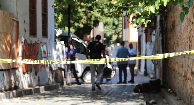Yaşar Figen Kaleiçi'nde ölü halde bulundu