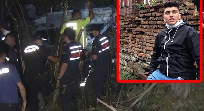 17 yaşındaki Doğukan Gündoğan yanarak hayatını kaybetti