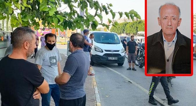 Antalya'da otomobilin altında kalan Mehmet Soytürk hayatını kaybetti