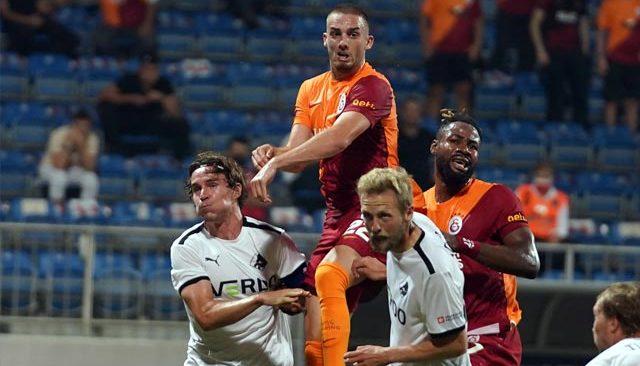 Galatasaray, turu atlayan ikinci takım oldu