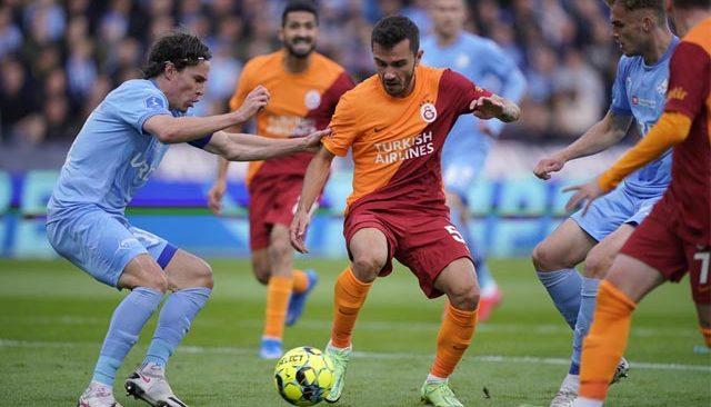 Galatasaray turu İstanbul'a bıraktı