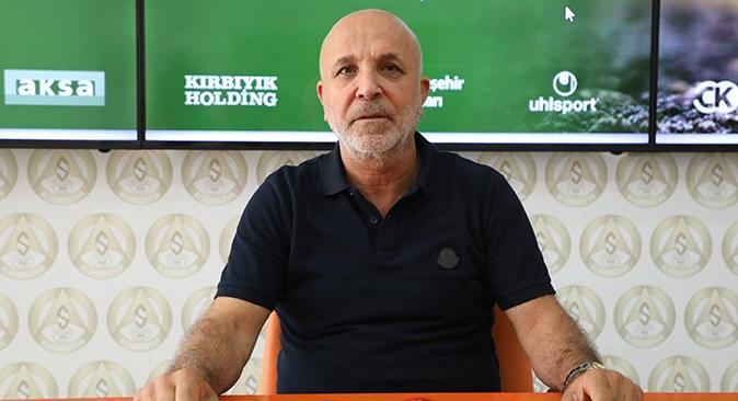 Başkan Hasan Çavusoğlu'ndan Davidson açıklaması