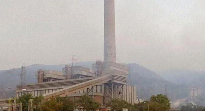Kemerköy Termik Santrali'ndeki yangın kontrol altına alındı