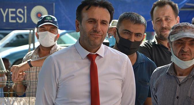 Korkuteli Sanayi Sitesi'nin yeni başkanı Hasan Ekinci oldu