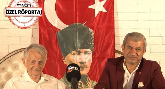 Kırım Tatar Türk halkı lideri Mustafa Cemiloğlu Kırım'ın ilhakındaki son durumu Mevlüt Yeni'ye anlattı