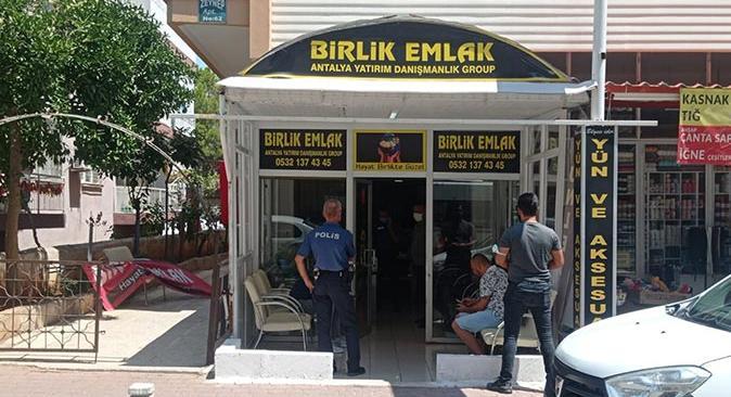 Antalya'da Mustafa Sancar ölü halde bulundu