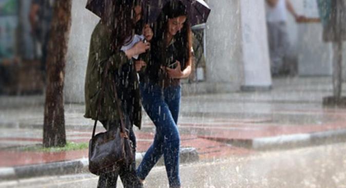 Meteoroloji'den çok sayıda ile sağanak yağmur uyarısı