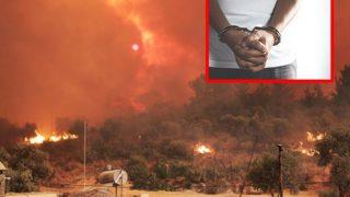 Son dakika.... Manavgat'taki yangın ile ilgili bir kişi tutuklandı