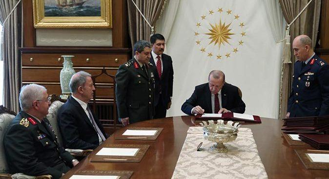 Son dakika... YAŞ kararları açıklandı! Org. Musa Avsever Kara Kuvvetleri Komutanı oldu