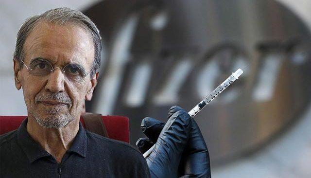 Prof. Dr. Mehmet Ceyhan'dan yeni aşı kararıyla ilgili dikkat çeken yorum