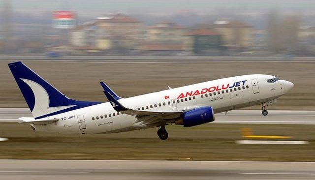 AnadoluJet Ordu-Giresun Havalimanı'ndan Antalya'ya direkt uçuşlara başlıyor