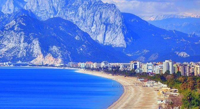 Antalya'da rüzgarın zaman zaman kuvvetli esmesi bekleniyor