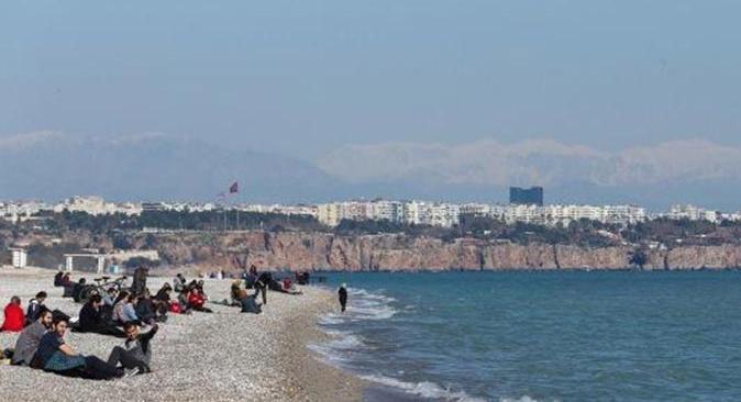 Antalya'da hava açık olacak