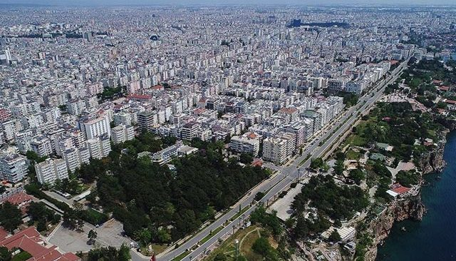 Antalya'da yabancıya konut satışında tüm zamanların rekoru kırıldı