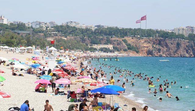 20 Ağustos Cuma Antalya'da hava durumu...