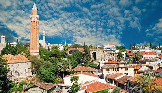 24 Ağustos Salı Antalya'da hava durumu...