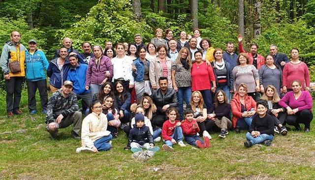 Avusturya'da yaşayan gurbetçiler orman yangını mağdurları için yardım kampanyası