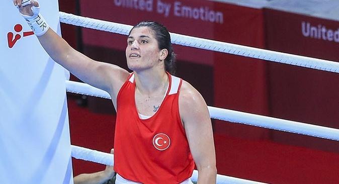 Busenaz Sürmeneli olimpiyat şampiyonu oldu!
