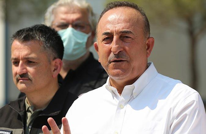 SON DAKİKA! Bakan Mevlüt Çavuşoğlu: Yeni yangın söndürme uçakları yarın geliyor
