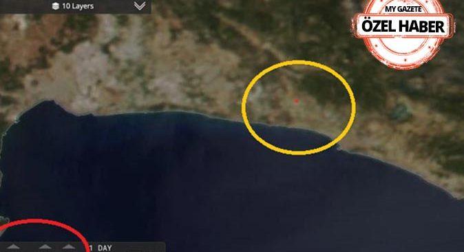 Prof. Dr. Ahmet Cemal Saydam NOAA 20, Manavgat yangınını birkaç saat önceden gösterdiğini açıkladı