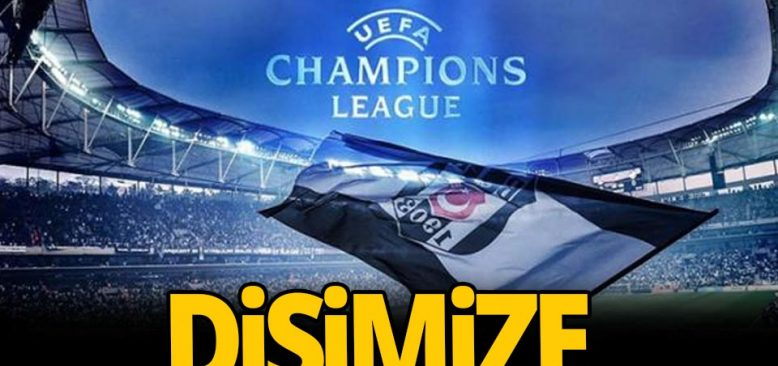 Dişimize göre kura! Beşiktaş'ın Şampiyonlar Ligi'ndeki rakipleri Sporting, Dortmund ve Ajax oldu