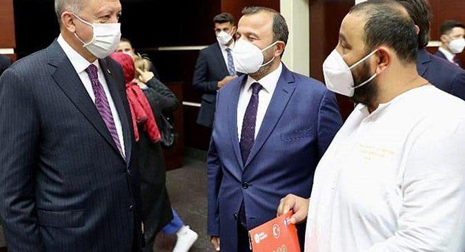 Güreş ağası Muammer Ak'tan Cumhurbaşkanı Erdoğan'a güreş davetiyesi