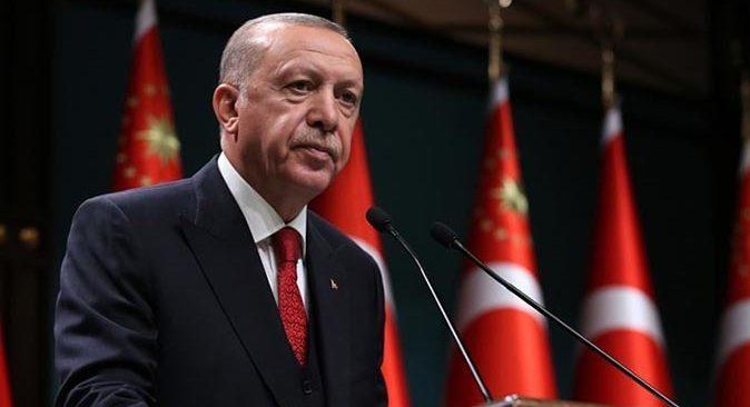 Yanan bölgeler imara açılacak mı? Cumhurbaşkanı Erdoğan açıkladı
