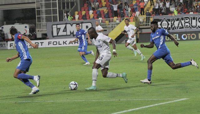Kanarya seriye bağladı! Fenerbahçe, deplasmanda Altay'ı mağlup etti