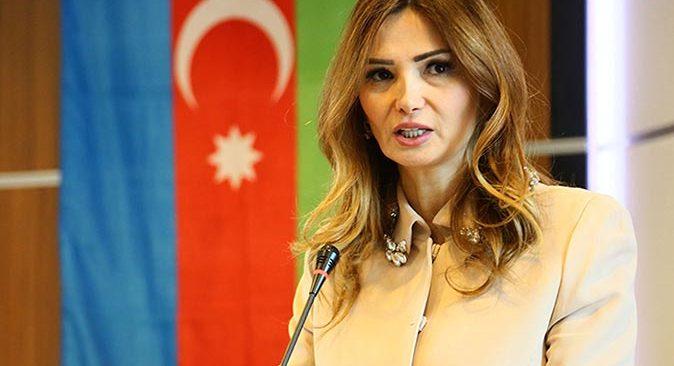 Azerbaycan Milletvekili Ganire Paşayeva'dan yangında zarar görmüş bölgelere destek!