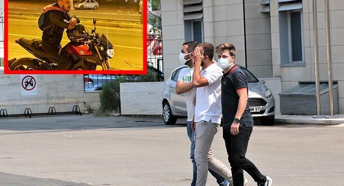 Motosiklet kazasında yaşamını yitiren Hasan Dure'nin arkadaşları gözyaşlarına boğuldu