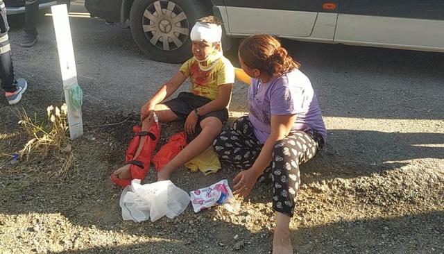Türbe ziyareti dönüşü kaza: 8 ölü, 9 yaralı
