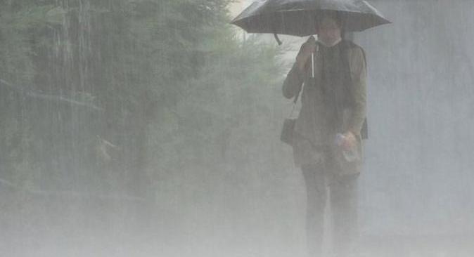 Meteoroloji'den Batı ve Doğu Karadeniz için sağanak yağmur uyarısı