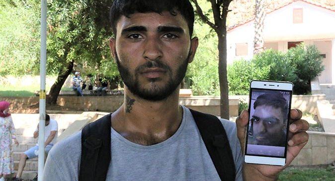 Antalya'da sokak sokak kaybolan kardeşini arıyor