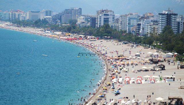 28 Ağustos Cumartesi Antalya'da hava durumu...