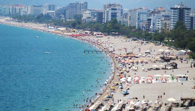 14 Ağustos Cumartesi Antalya'da hava durumu...