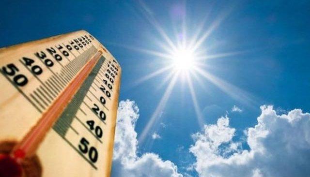 18 Ağustos Çarşamba Antalya'da hava durumu...