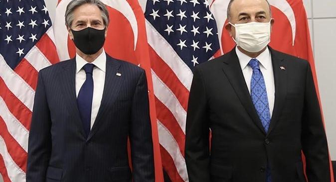 Dışişleri Bakanı Mevlüt Çavuşoğlu, ABD'li mevkidaşıyla Afganistan'ı görüştü