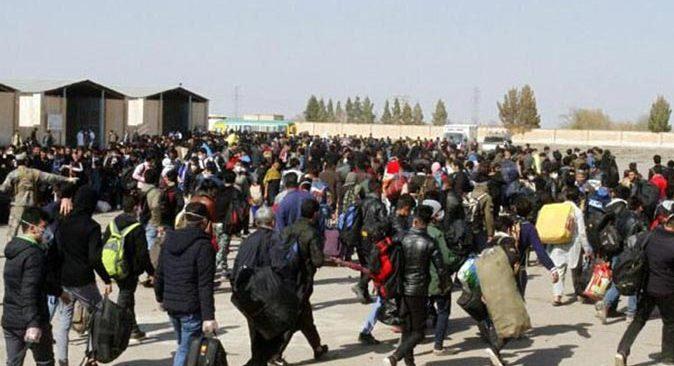 İran İçişleri Bakanlığı açıkladı: Afgan mültecilerin ülkeye girişine izin verilmeyecek