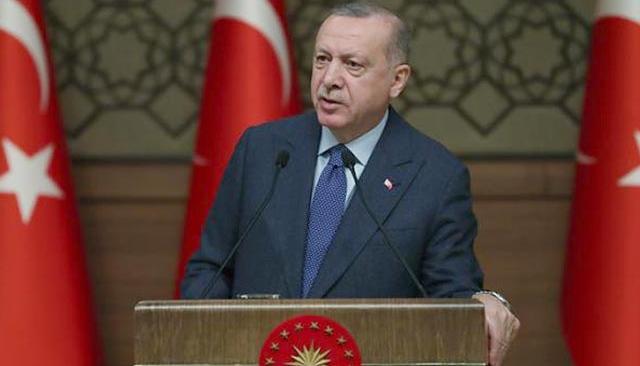 Cumhurbaşkanı Erdoğan trafik kazalarıyla ilgili açıklama yaptı